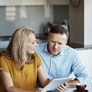 coupletalkingfinances